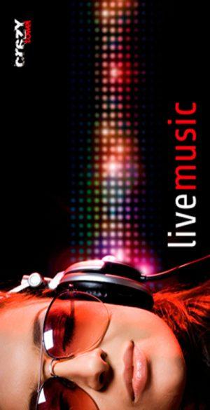 1047 Toalla Live music