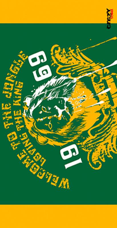 1072 Toalla jungle