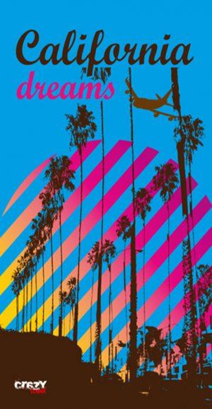 1152 Toalla california dreams