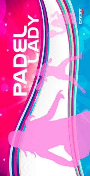 1156 Toalla Padel Lady