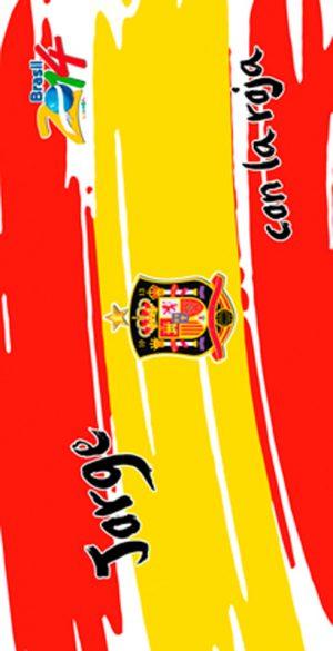 1234 Con la Roja