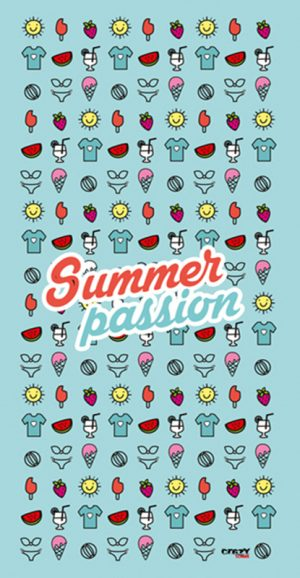 1269 Summer Passion Blue