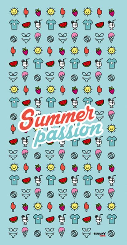 1269 Summer Passion Blue