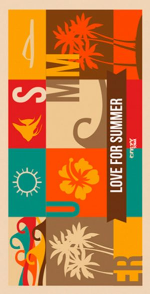1282 Love For Summer Camel