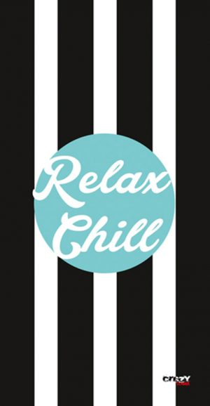 1284 Relax Chill Black