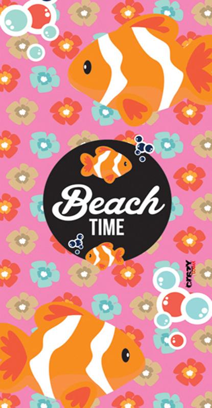 1291 Beach Time Rosa