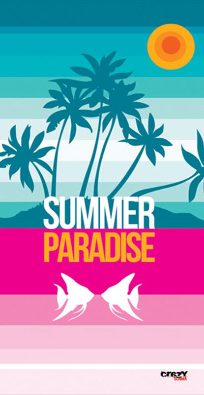 1292 Summer Paradise Pink