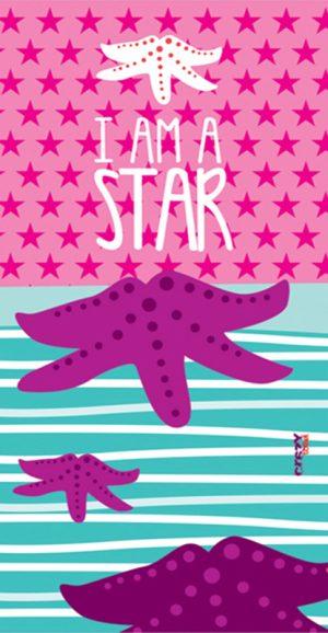 1293 I am a Star Pink