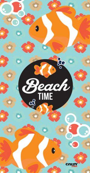 1304 Beach Time Azul