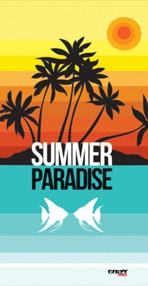 1305 Summer Paradise Blue