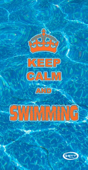 1345 Keep Calm Swimm