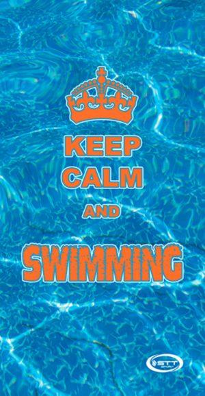 1345 Keep Calm Swimm
