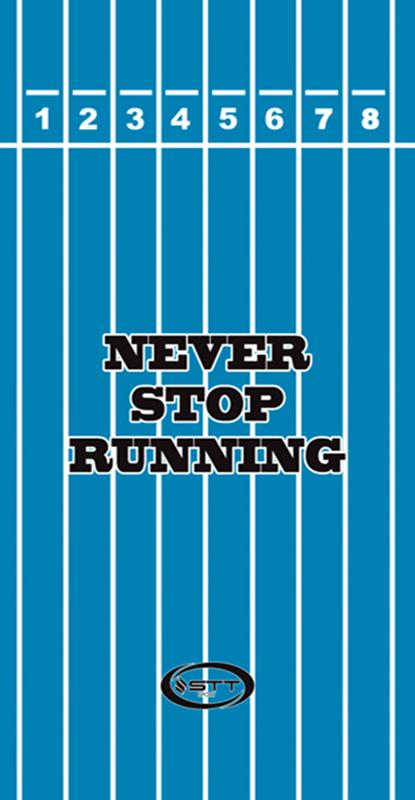 1348 Never Stop Running