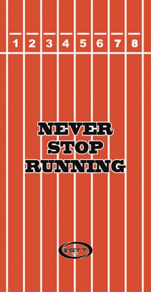 1349 Never Stop Running