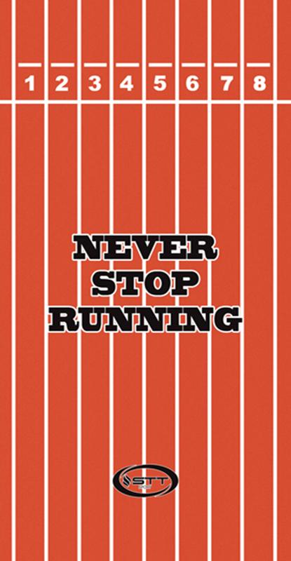 1349 Never Stop Running