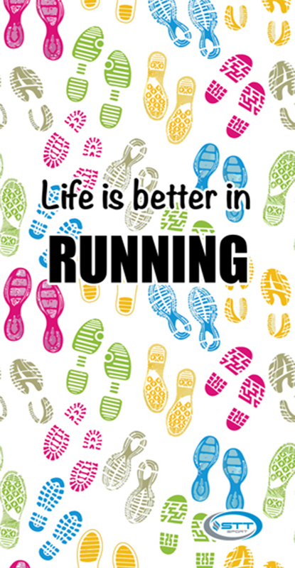 1351 Life is Better in Running