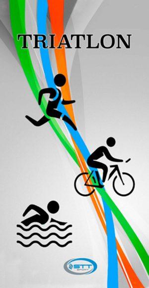 1355 Triathlon Basic Grey