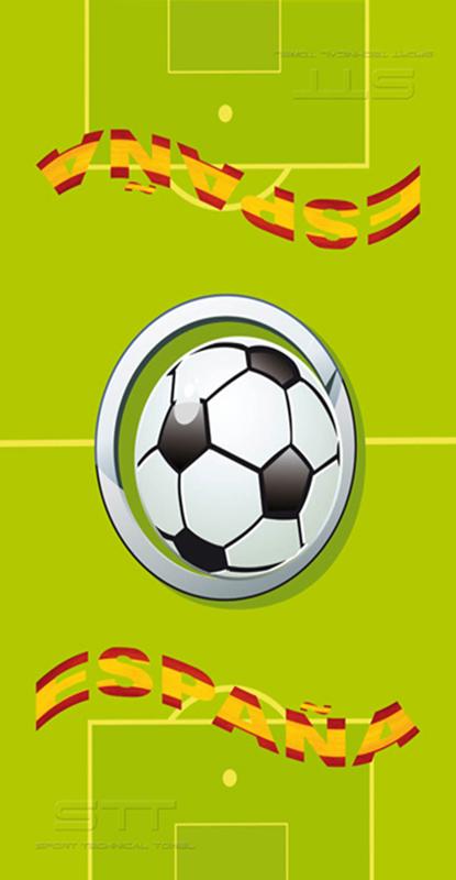 601 Toalla Futbol España