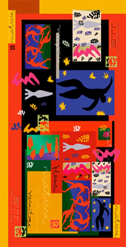 605 Toalla Matisse