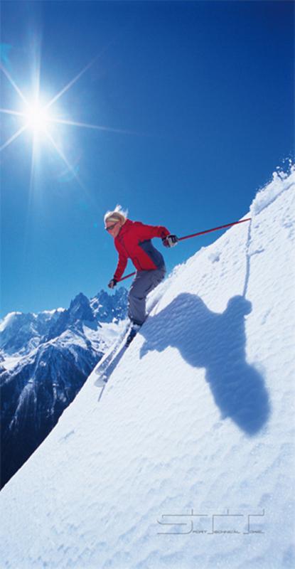 626 Toalla Esquí Chica