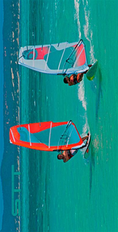 631 Toalla windsurf