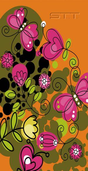 639 Toalla flower spring