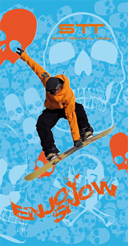 668 Toalla Snowboard Radical
