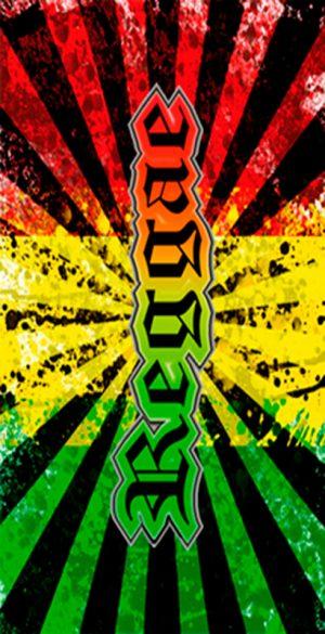 726 Toalla reggae