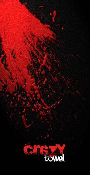 750 Toalla blood