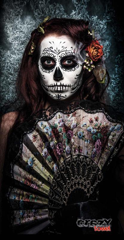 780 Toalla Gothic Woman