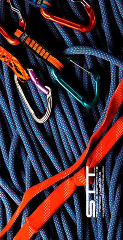 809 Toalla cuerdas escalada