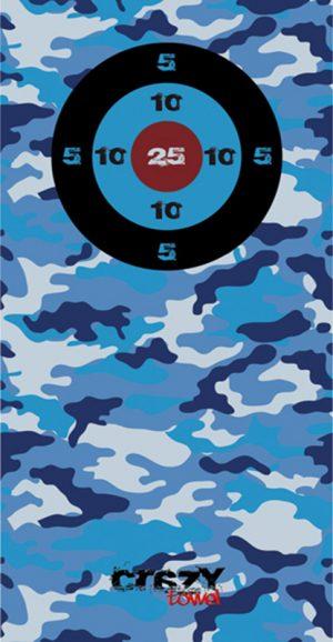 845 Toalla point diana azul