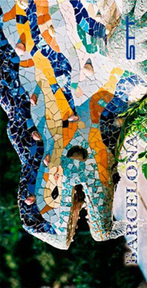 881 Toalla Gaudi