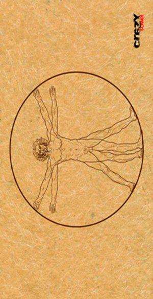 904 Toalla Da Vinci
