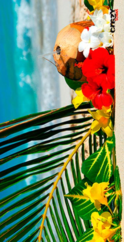 926 Toalla caribe