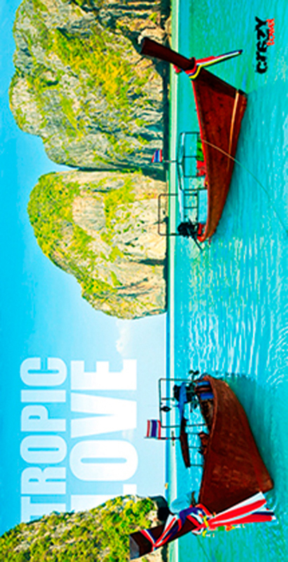 944 Toalla tropic love
