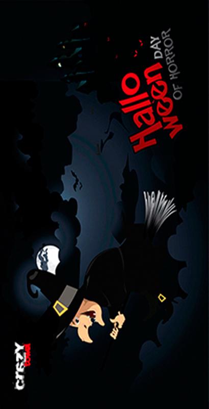 967 Toalla Halloween Day
