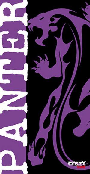 985 Toalla panter