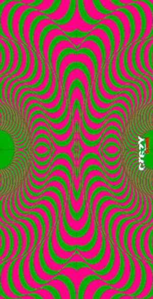999 Toalla strobos verde