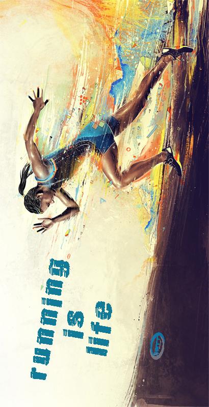 1374 Running Is Life