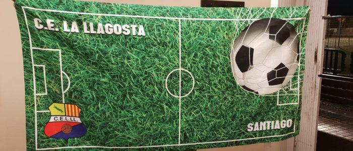 Toalla personalizada fútbol base