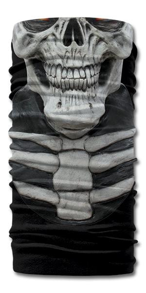 Bufanda Tubular Esqueleto BT0026