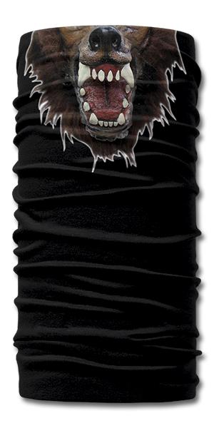 Bufanda Tubular Lobo BT0035