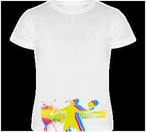 Camiseta Técnica una cara hombre