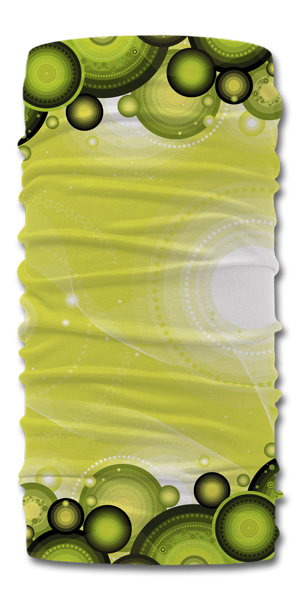 Bufanda Tubular Circulos BT0008