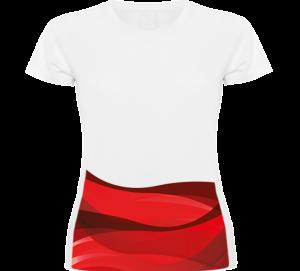 Camiseta Técnica una cara mujer