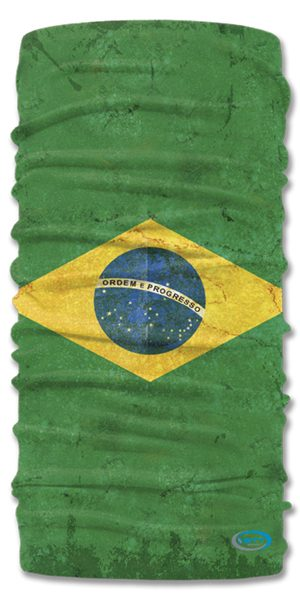Bufanda Tubular Brasil BT0083