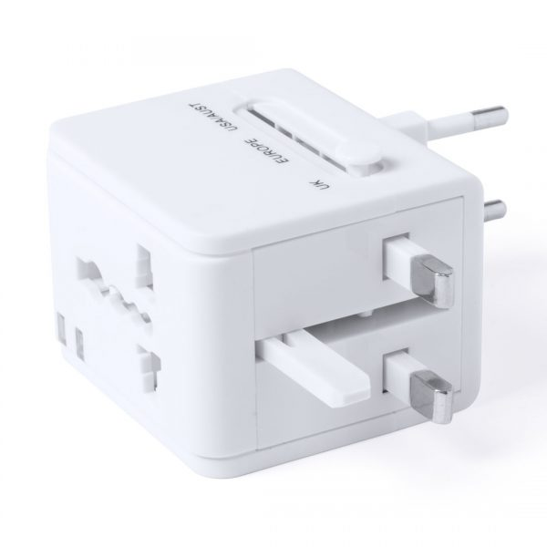Adaptador Enchufes Multiregion Celsor