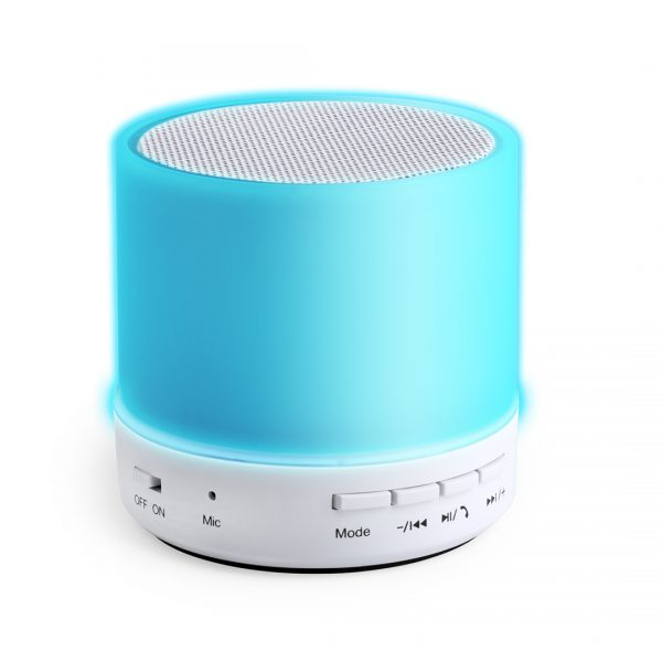 Altavoz Bluetooth Led Stockel