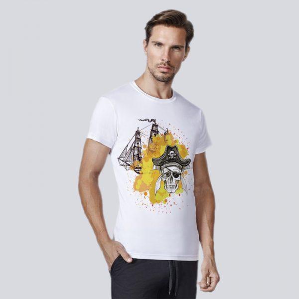 Camiseta Piratas Elda 035